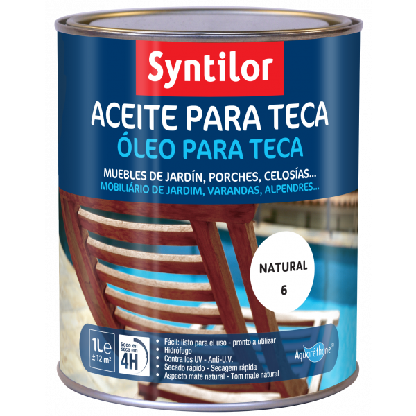 Aceite para Teca 1L