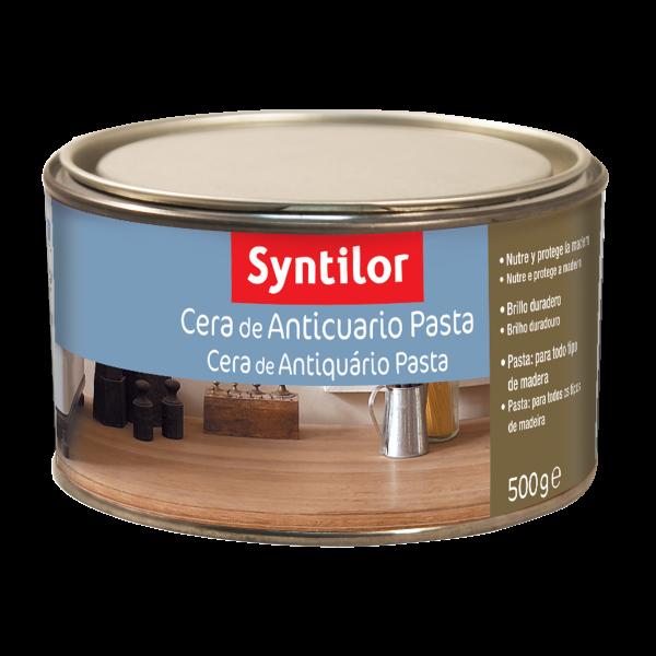 Cera De Anticuario Pasta 0.5L