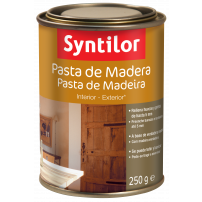 Pasta de Madera