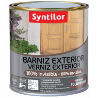 Barniz Exterior 100% Invisible