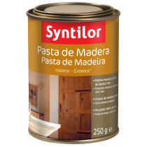 Pasta de Madera 250g