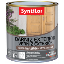 Barniz 100% Invisible 0.5L