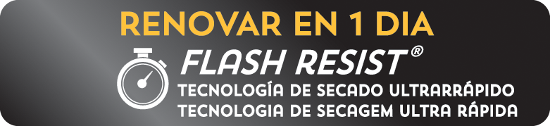 Flash Résist - Renovar en 1 dia