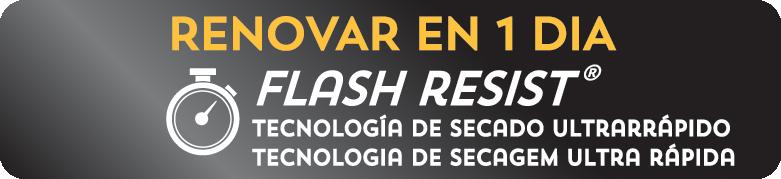 Flash Résist - Renovar en 1 dia